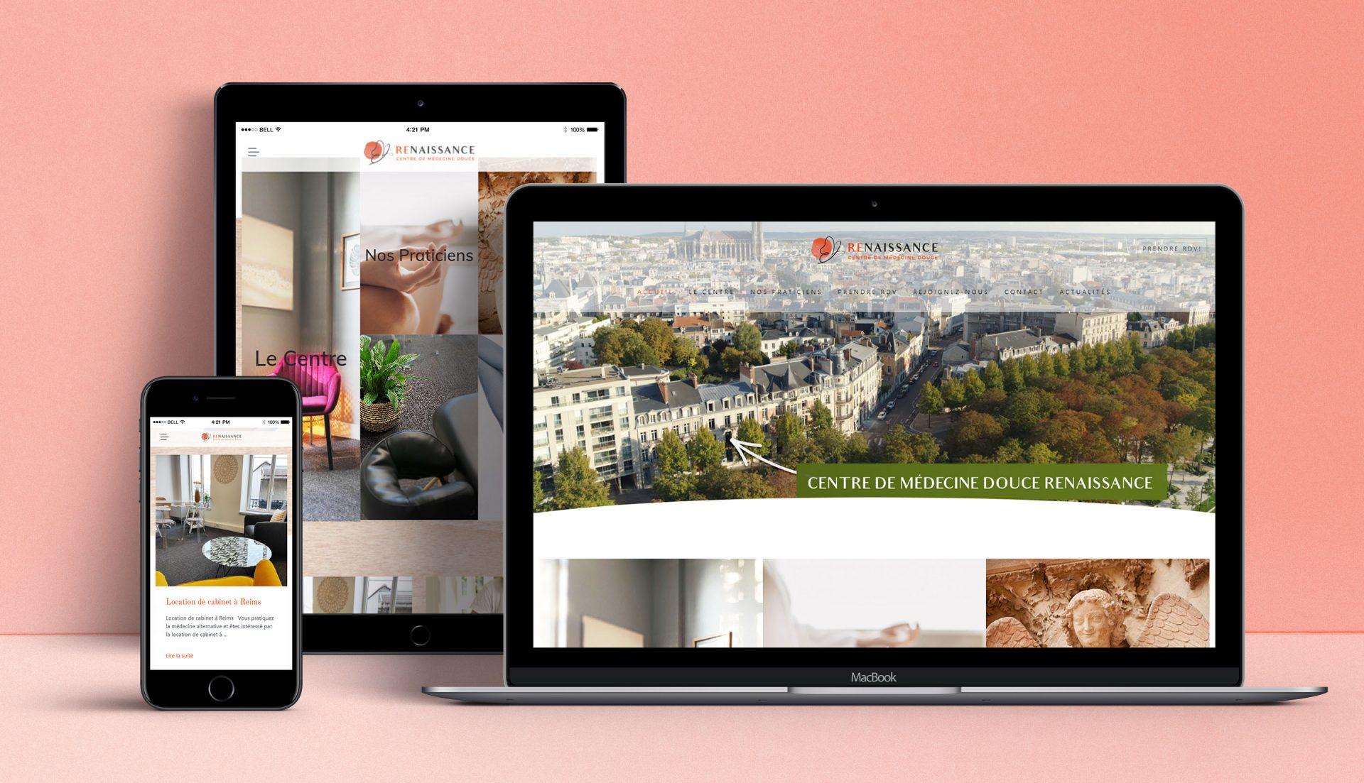 Création de site web renaissance reims