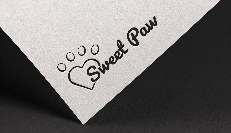 Logo de Sweet Paw